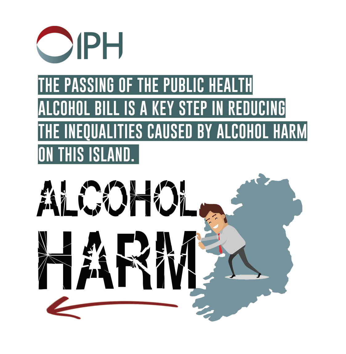 Passage of Public Health (Alcohol) Bill is a critical moment in tackling alcohol-related harm in Ireland - Institute of Public Health in Ireland
